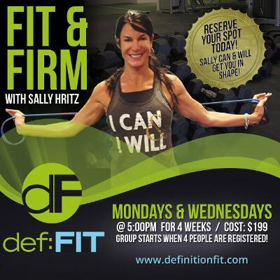 Fit & Firm with Sally Hritz